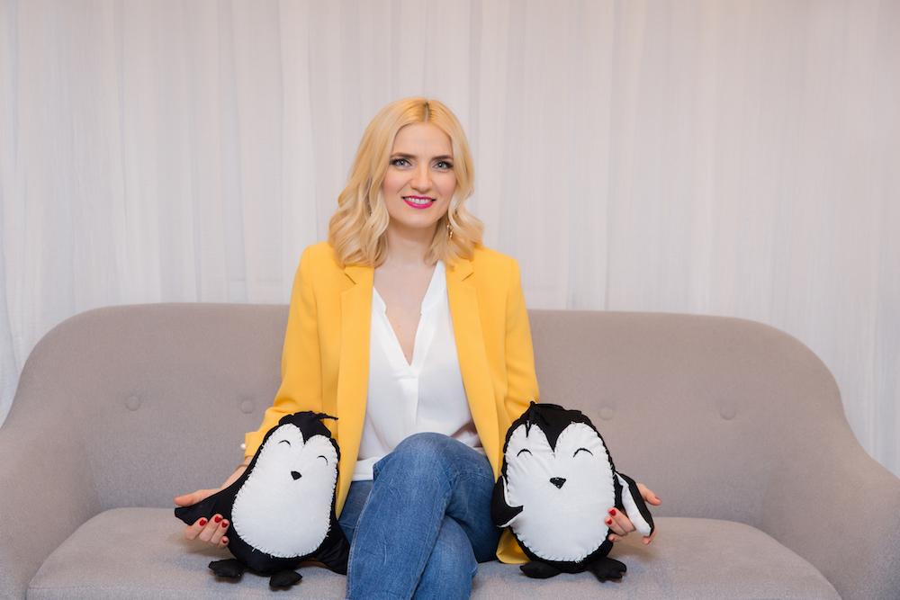 manuela cu pinguinii