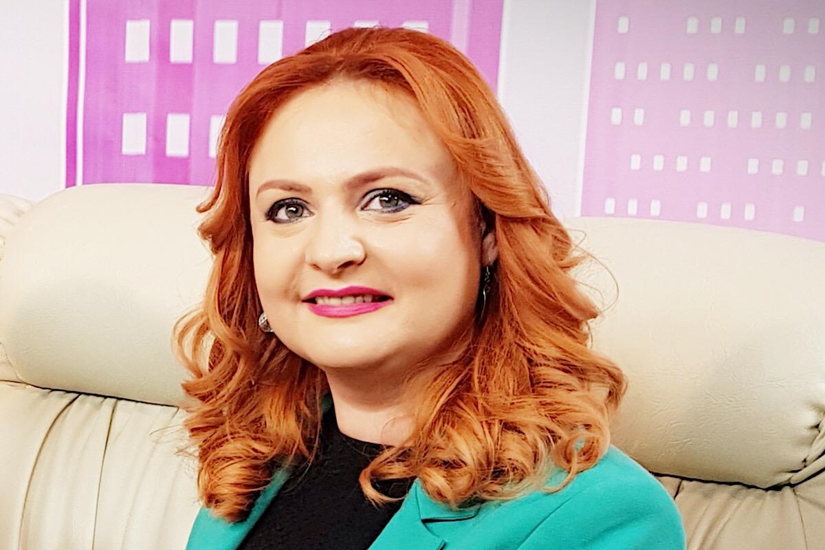 Loredana Mocescu,interviu