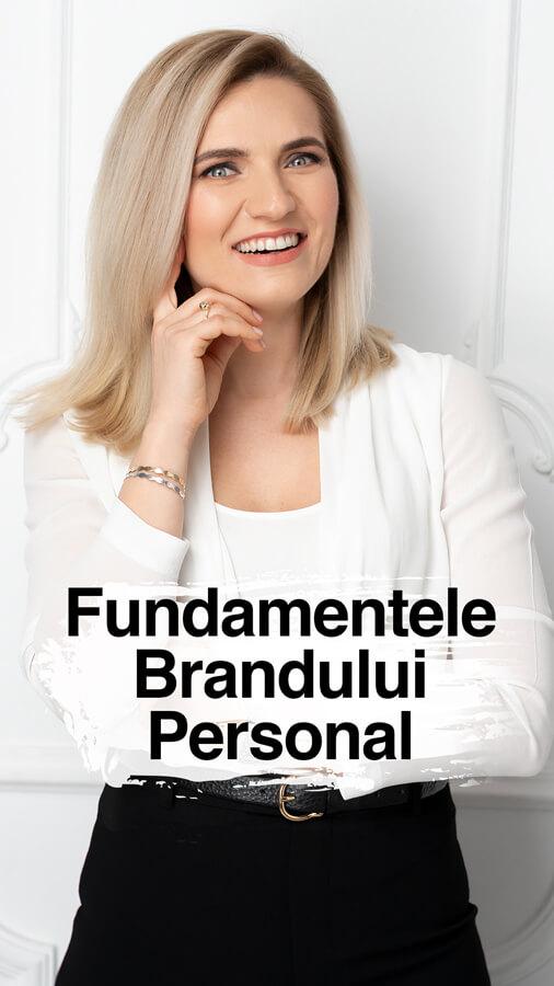 Fundamentele brandului personal