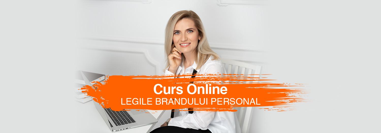 Curs online – Legile brandului personal