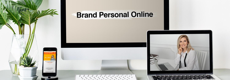 Program de comunicare online a brandului personal