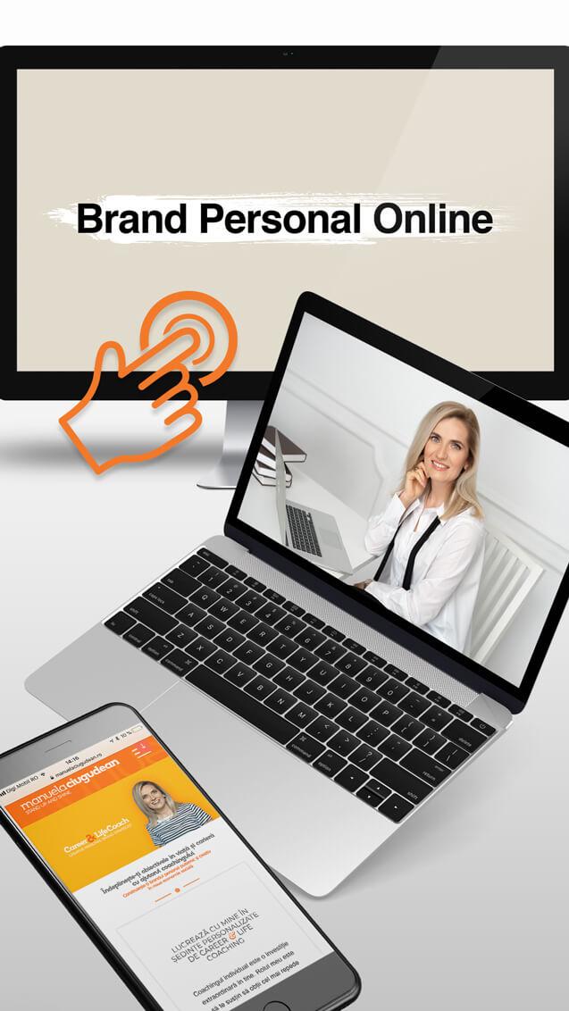 Program 5 săptămâni – Brand personal online