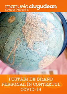 Ghid Postări de brand personal în contextul Covid-19