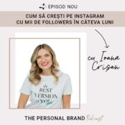 Cum să ajungi la mii de followers pe Instagram în doar câteva luni, fără să fii specialist în social media